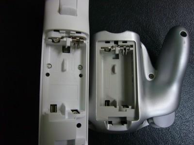 Wiiテレビリモコンとウェーブバード