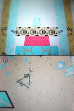 bioumプレイ画面/(c)2006 NINTENDO