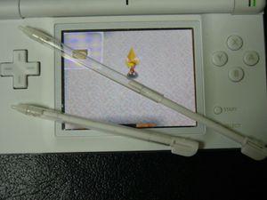 タッチペンロング DS Lite